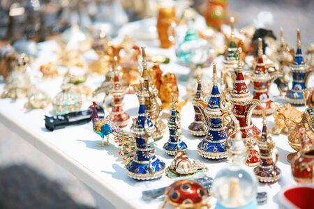 Knickknacks at the open-air market