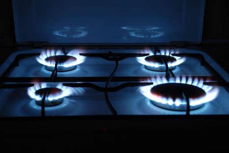 Photo of a geyser on kitchen