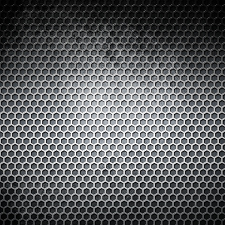 Metal texture background with copy space Stock Photo - 13269371