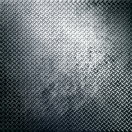Metal texture background with copy space photo