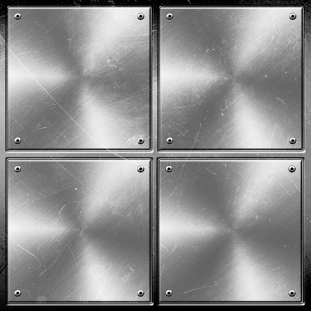 metal background Stock Photo - 13269271