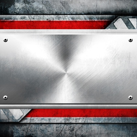 metal background Stock Photo - 13269244