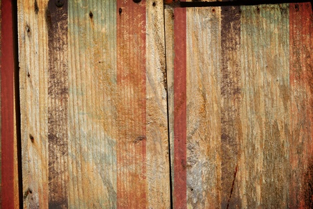 old of wood texture with copy space photo