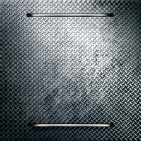 metal background Stock Photo - 13906836