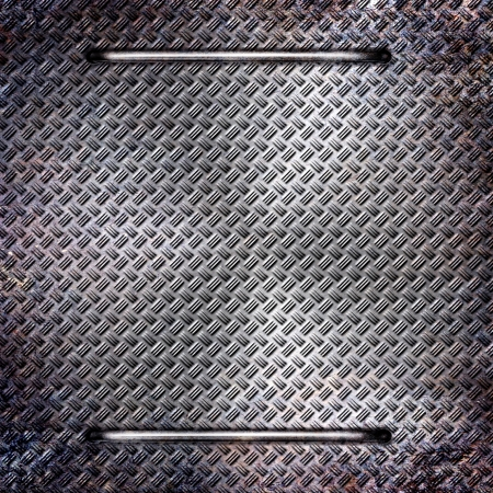 old metal background Stock Photo - 13906838