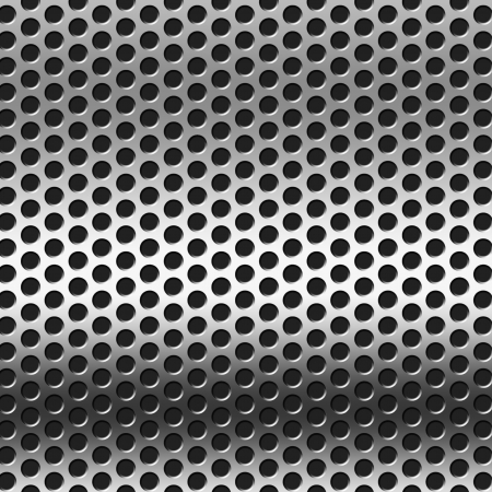 metal pettern: metal pattern Stock Photo