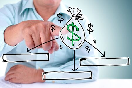 designate: men designate a dollar goal with 3 chartlist