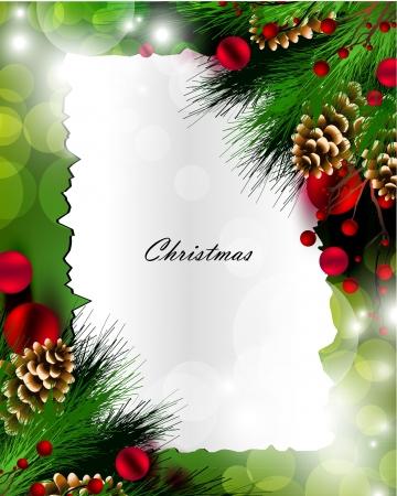 yıldız: Noel tebrik kartı Sanat