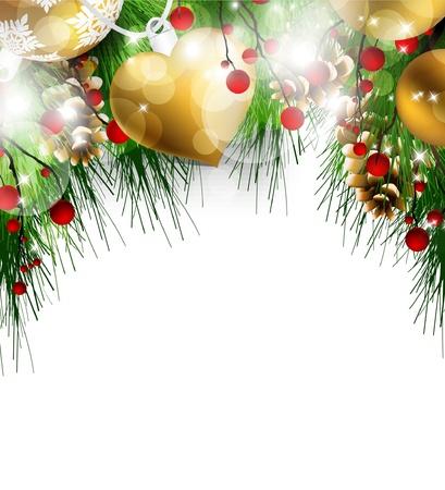 christmas cover: Christmas frame