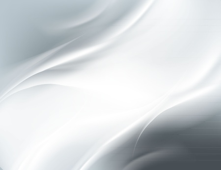 silver abstract background Vector