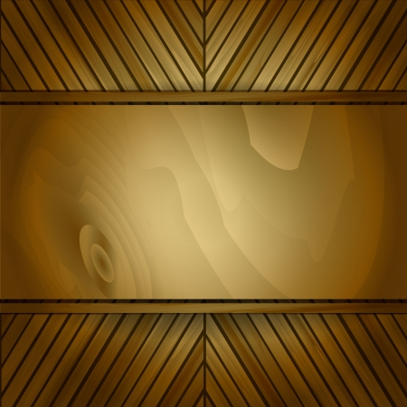 wood pattern Stock Vector - 18045351