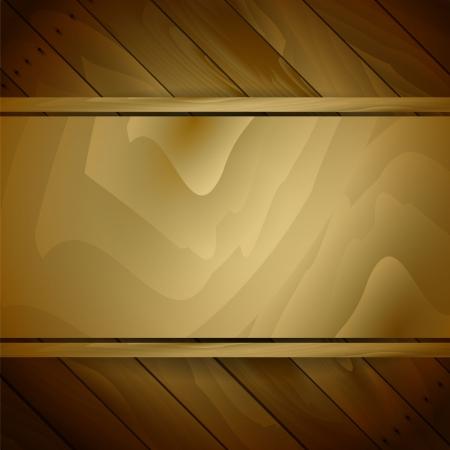 wood texture Stock Vector - 18045348