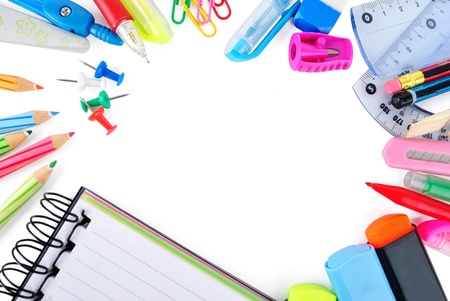 Stationary for school and office