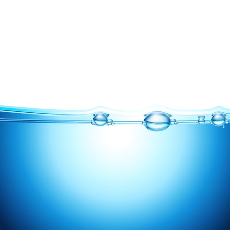 Абстрактный фон воды