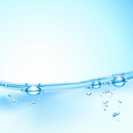 추상 물 배경