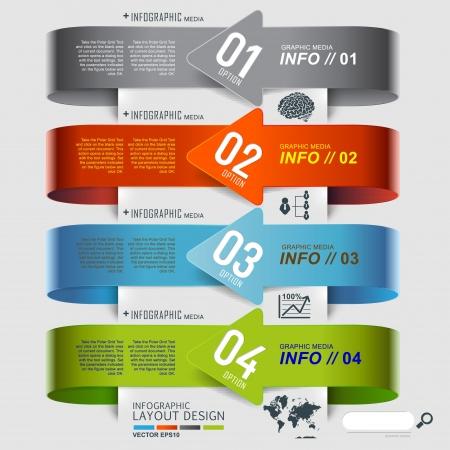 Modern business design for template, infographic, website, symbol Stock Vector - 20303700
