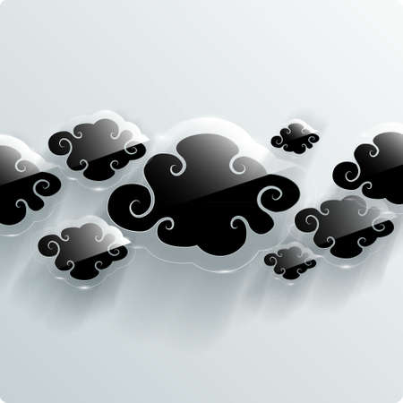Cloud Stock Vector - 20921460