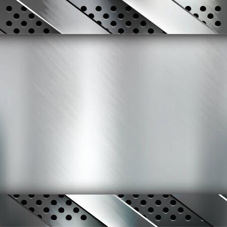 metal surface backdrop: Metal background