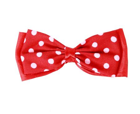 bow tie: pajarita roja