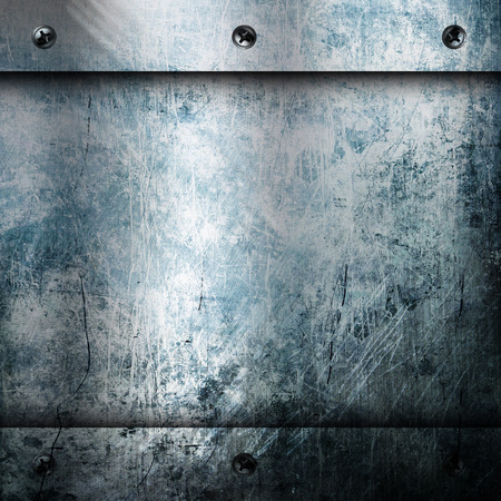 Metal texture background with copy space