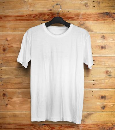 Plantilla de t-shirt Foto de archivo - 39377366