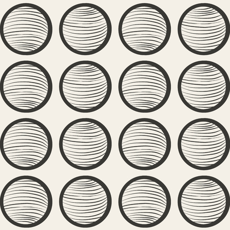 streckbilder: Seamless bakgrund. Modern design linjegrafik.