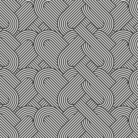 geometric: geometric pattern. Vector texture Illustration
