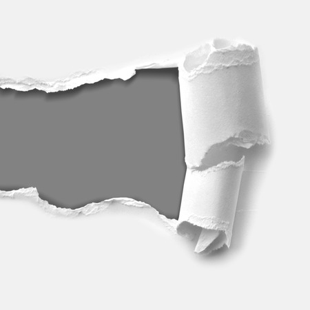 Ripped paper: ripped paper