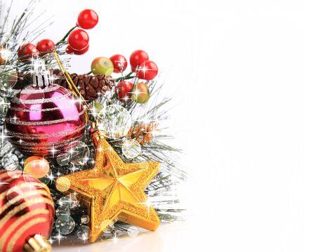 christmas decor: Christmas background