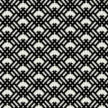 linen: Modern geometric texture
