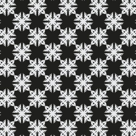 vector sample: Modern geometric texture
