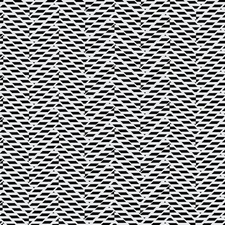 weave: Polygonal linear grid from striped elements