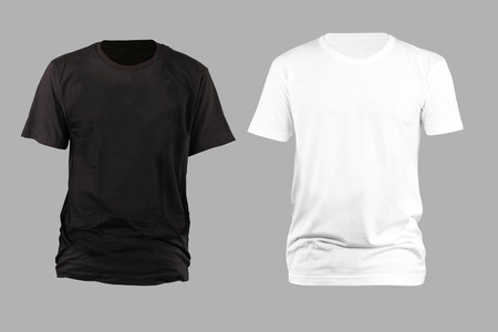 t-shirt template pack Stock Photo