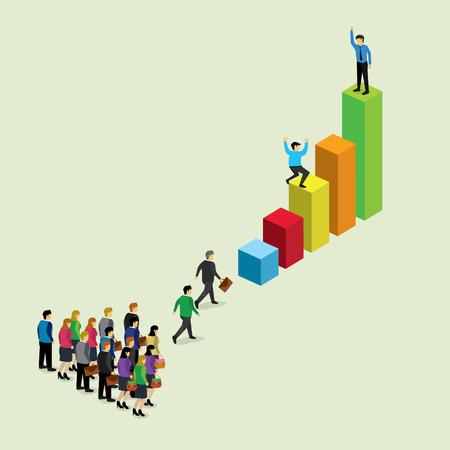 아이소 메트릭 개념 비즈니스 성공