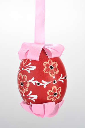 eastertime: Colorful painted easter egg