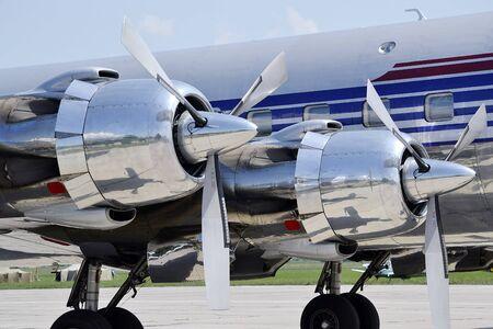 engine: Engine propeller aircraft