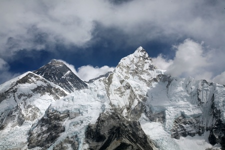 Mount Everest viewed from Kala Pattar photo