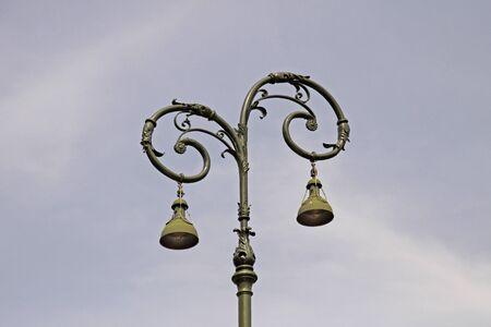 veneto: Verona, streetlamp, Veneto, Italy, streetlamp, Veneto, Italy