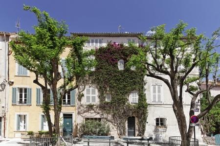 saint tropez: Saint Tropez, Place Henri Person, Cote d Azur, French Riviera, Southern France, Europe