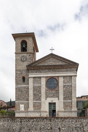 liguria: Tellaro Church Stella Maris Liguria Italy