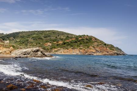 elba: Porto Azzurro, Elba Terranera on Iceland, Tuscany, Italy, Europe