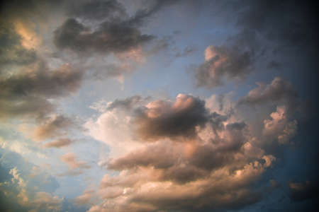 cloudscapes: cloud in the sky