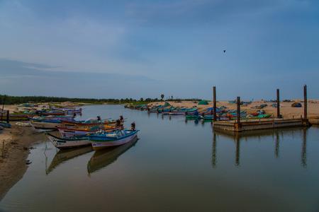 A beautiful evening at Chidambarm,Tamilnadu,India.