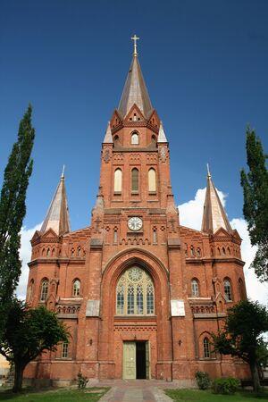 lutheran: The Lutheran Church