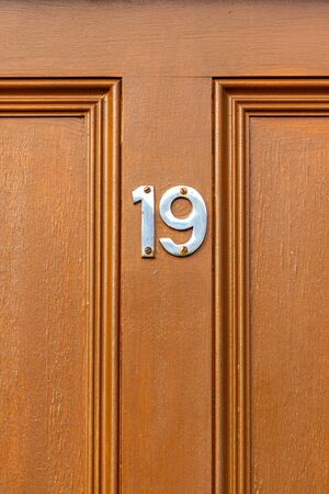 House number 19