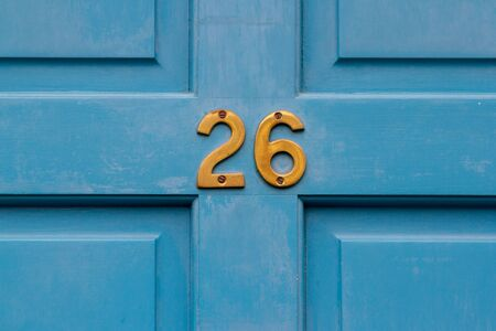 House number 26
