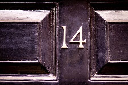 House number 14