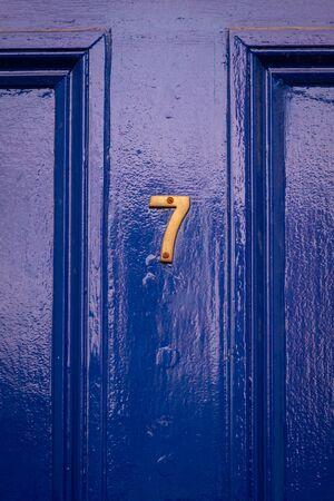 Numéro de maison 7
