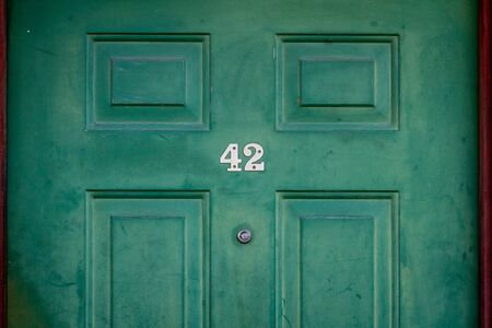 House number 42