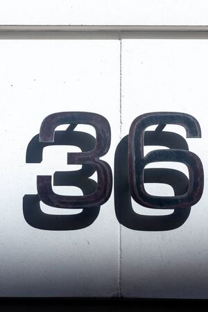 House number 36